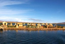 Tour Islas Flotantes Uros