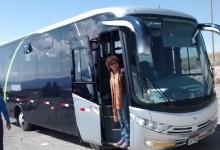 Bus Turistico:  Puno Chivay